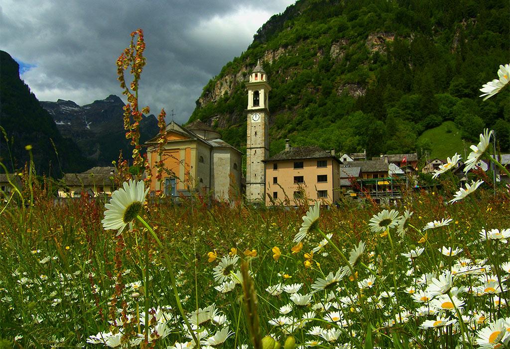 Sonogno Zwitserland