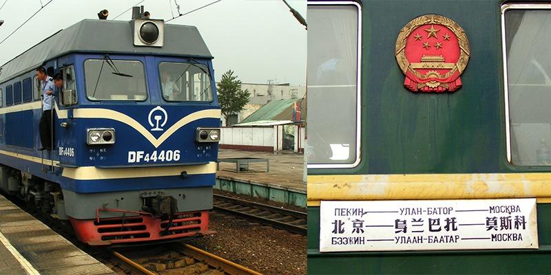 Trans Mongolië Express