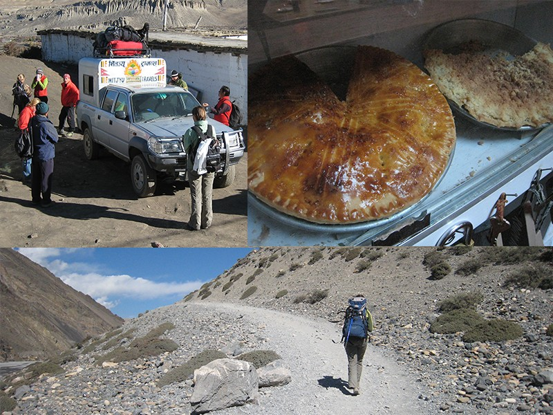 Jomsom Apple Pie Trek
