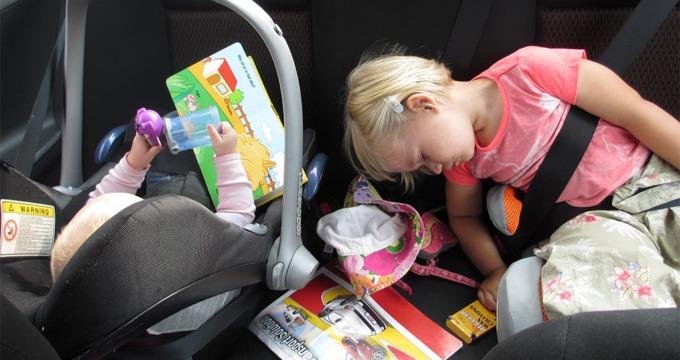 Mee op reis voor baby en peuter