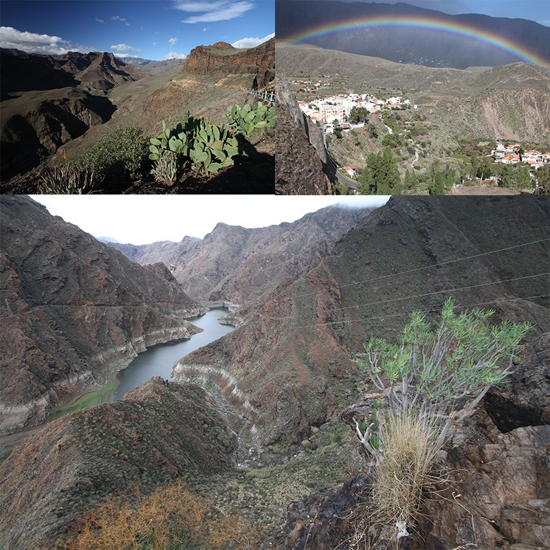 Gran Canaria bergen
