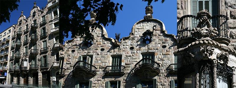 Casa Calvet Gaudi