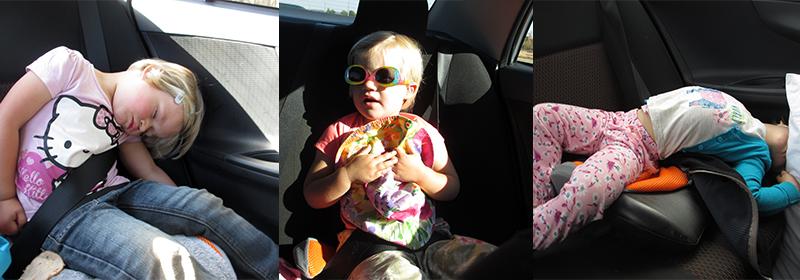 Auto Rondreis met Kinderen