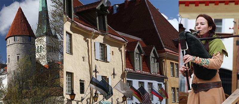 Middeleeuws Tallinn