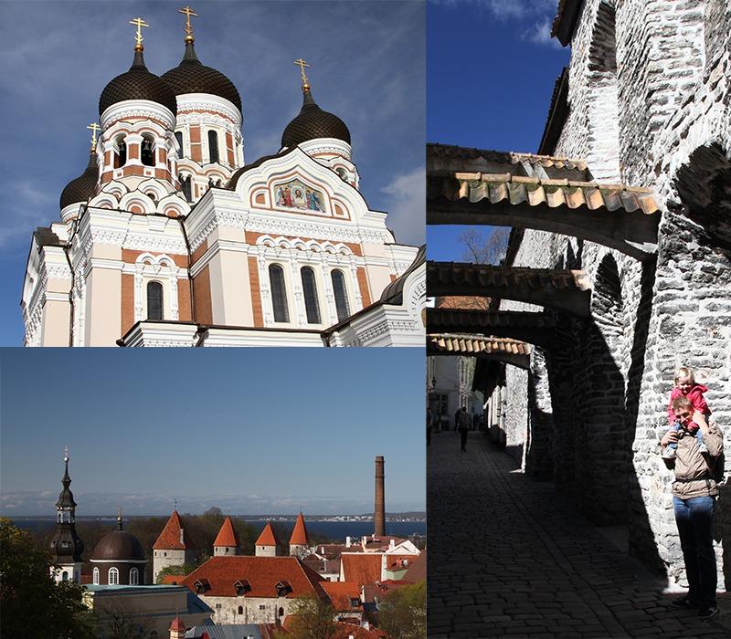 Tallinn oude Centrum