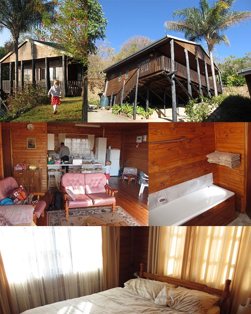 Hazyview Nié-Zel Log Homes