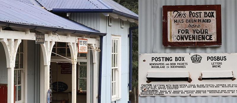 Postkantoor Pilgrim's Rest