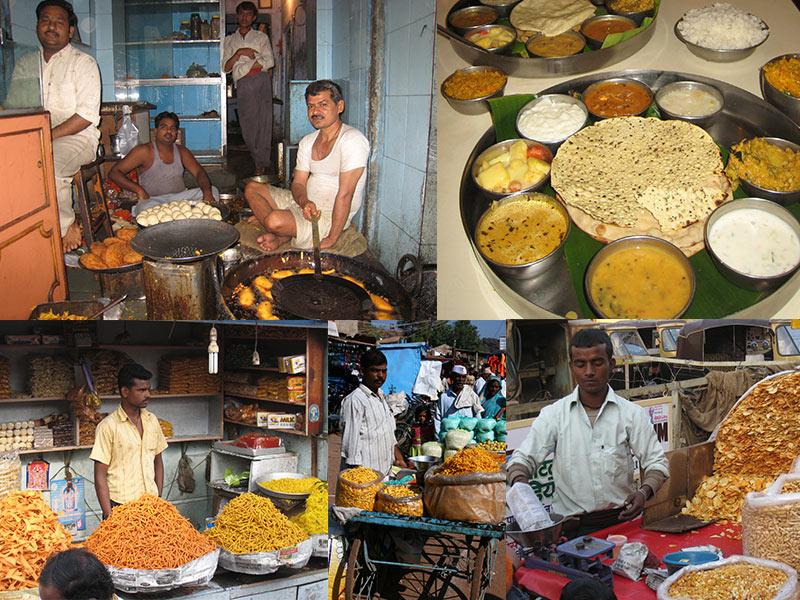 India lekker eten