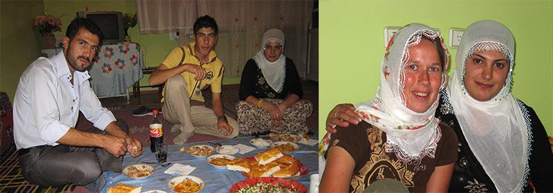 Koerdische Gastvrijheid