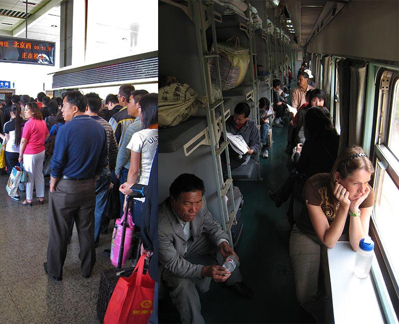 Treinkaartjes kopen China