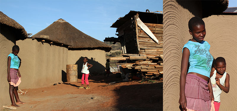 Zuludorpje Drakensberg