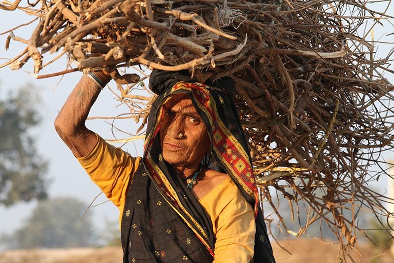 Madhya Pradesh lokale bewoners