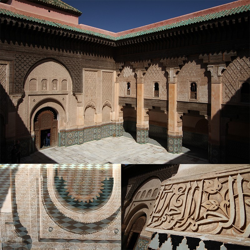 Medressa Ben Youssef Marrakesh