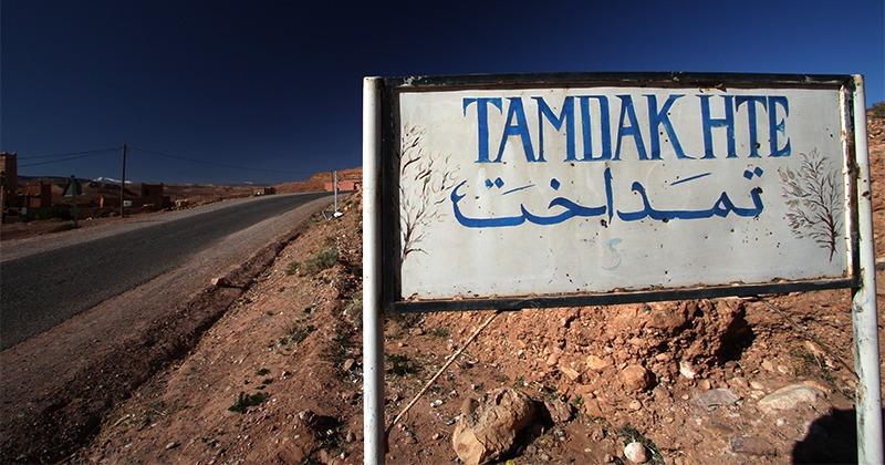 lege wegen Marokko