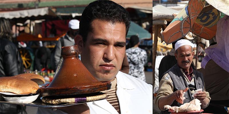 mensen Marokko