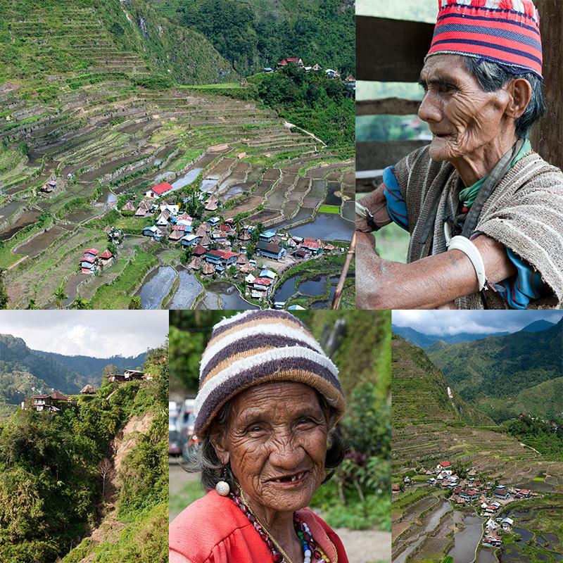 Banaue en Batad