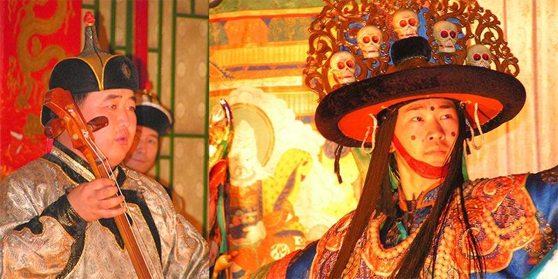 Ulaanbaatar cultural show
