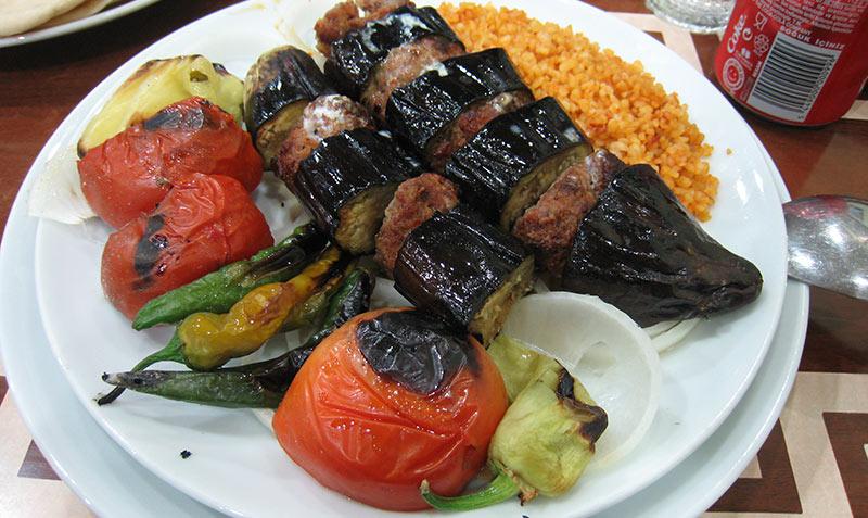 eten tijdens de Ramadan in Oost-Turkije