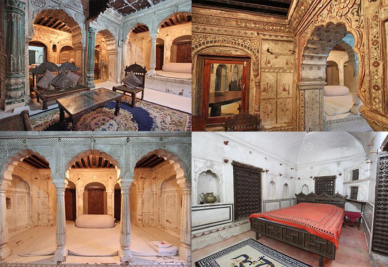 heritage suite room Fort Mahansar