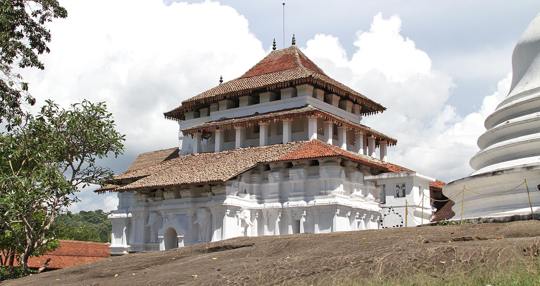 3 temple loop Kandy