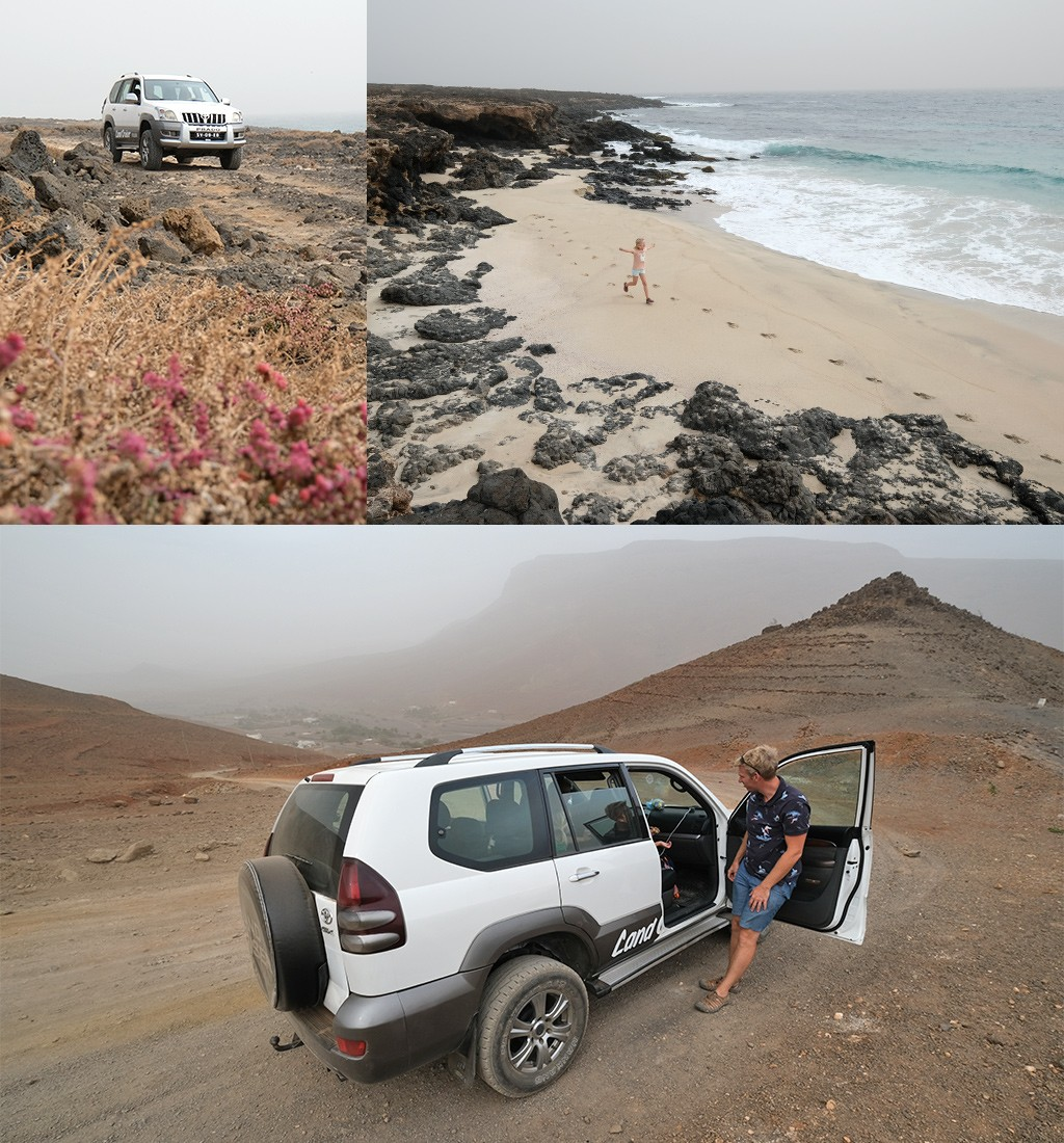 4x4 tour Sao Vicente