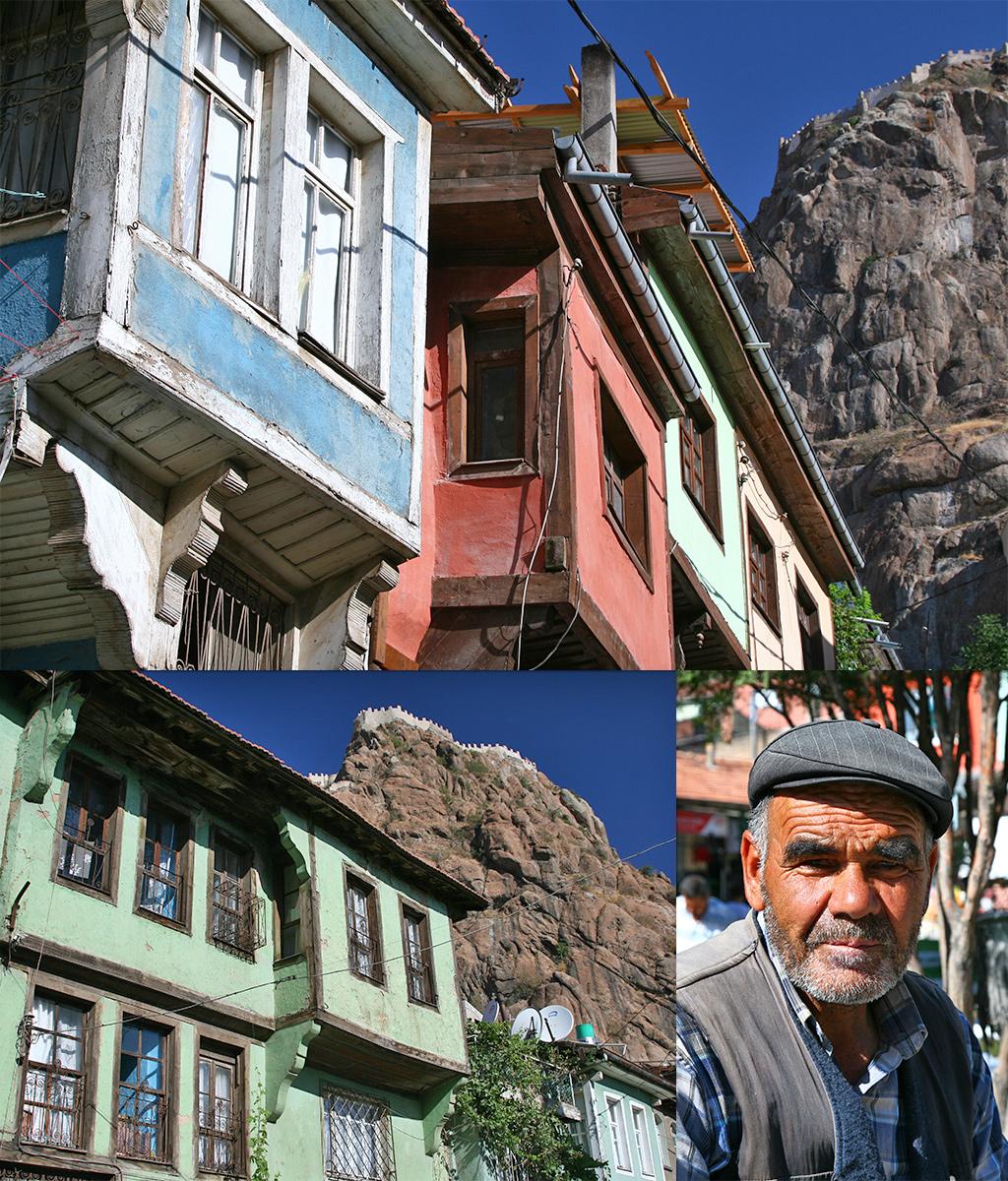 Afyon tussen Istanbul en Cappadocië