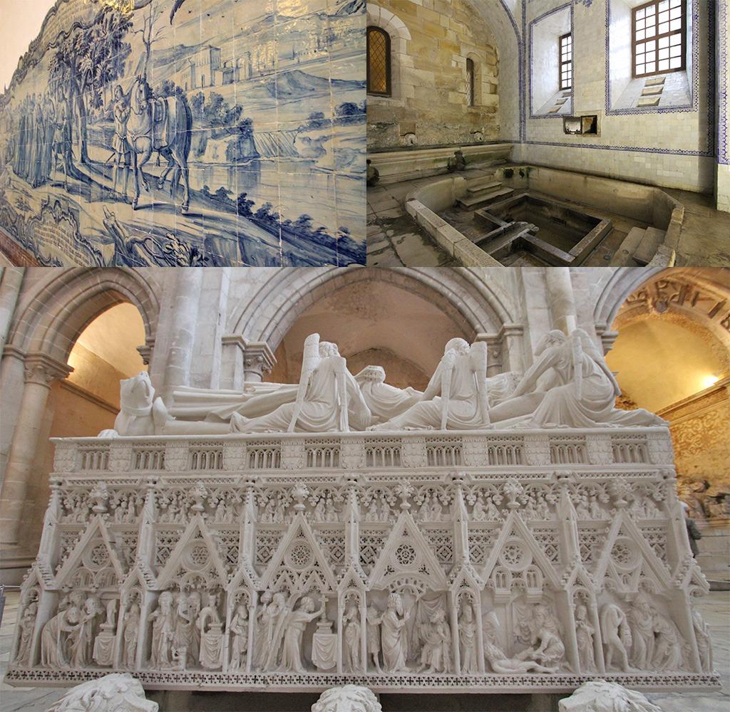 Alcobaca Mosteiro de Santa Maria