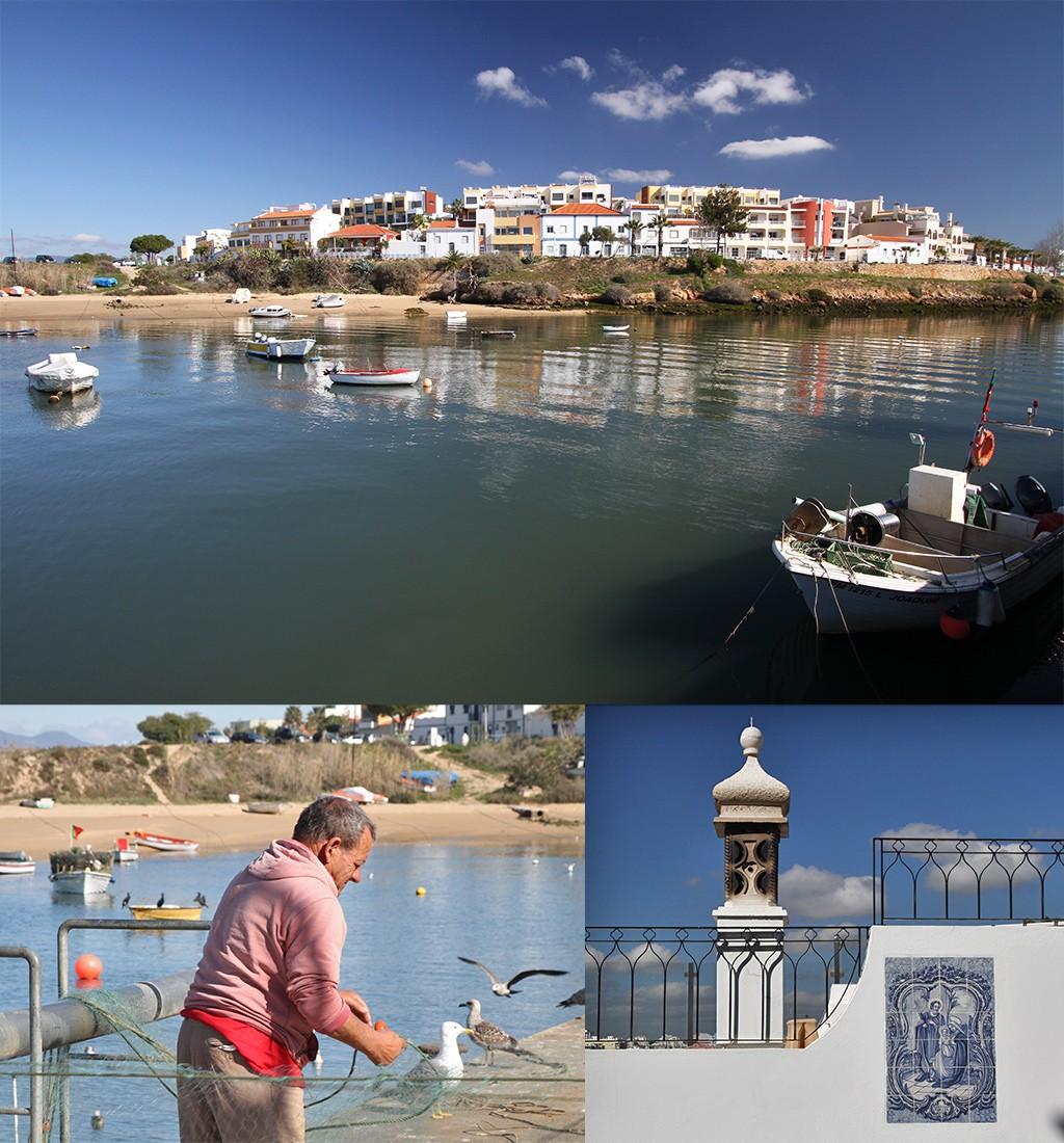 Algarve bezienswaardigheden - Ferragudo