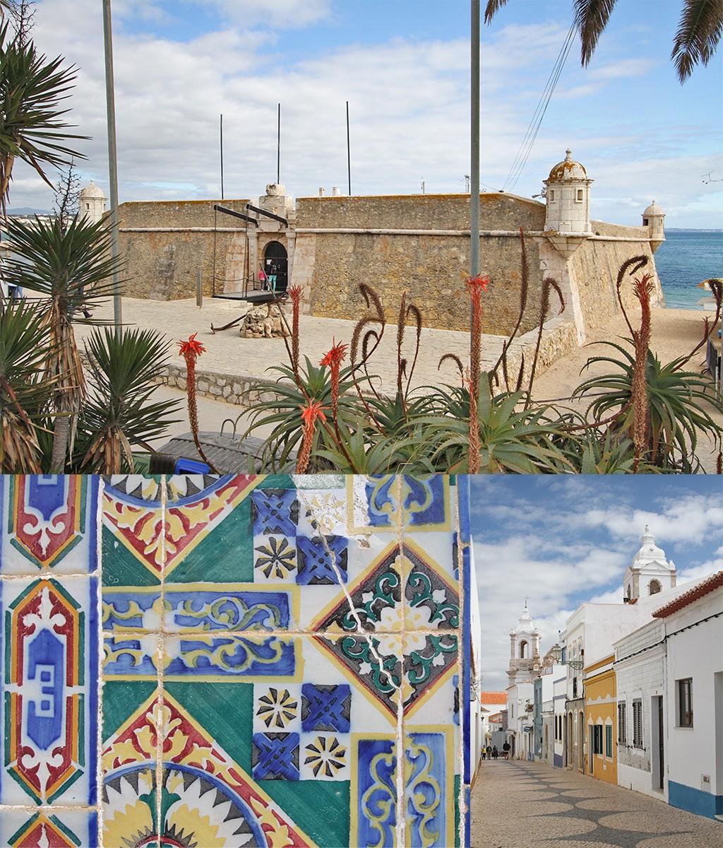 Algarve bezienswaardigheden - Lagos