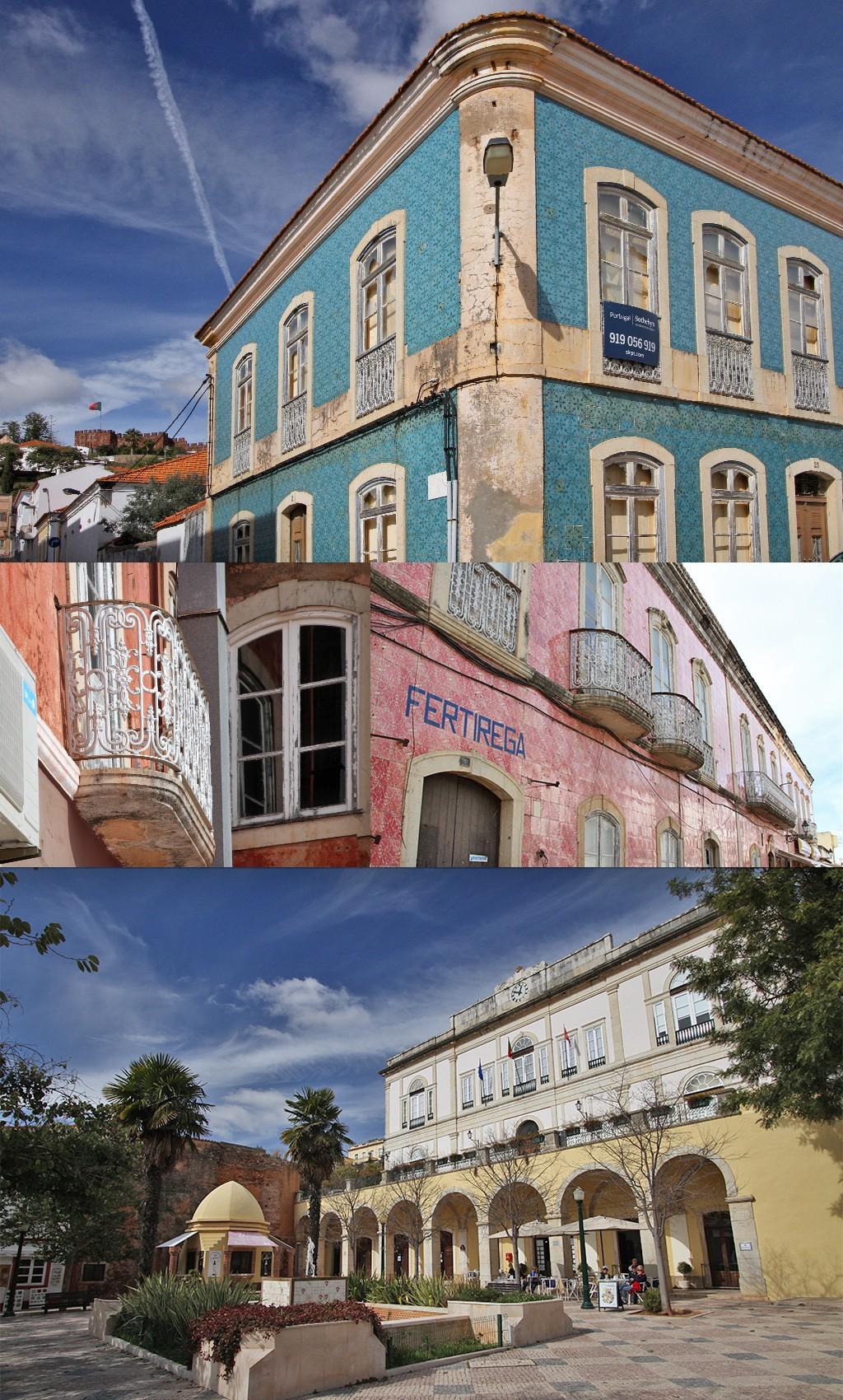 Algarve bezienswaardigheden - Silves