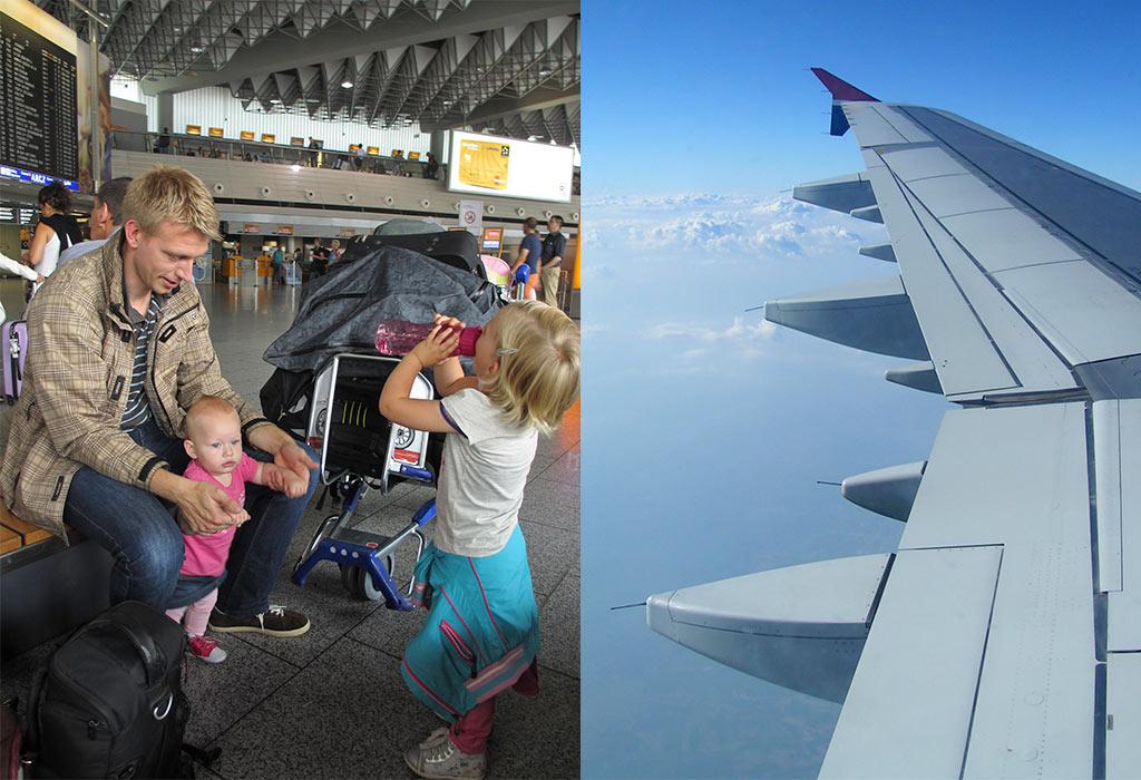 Alweer op vakantie met goedkope vliegtickets