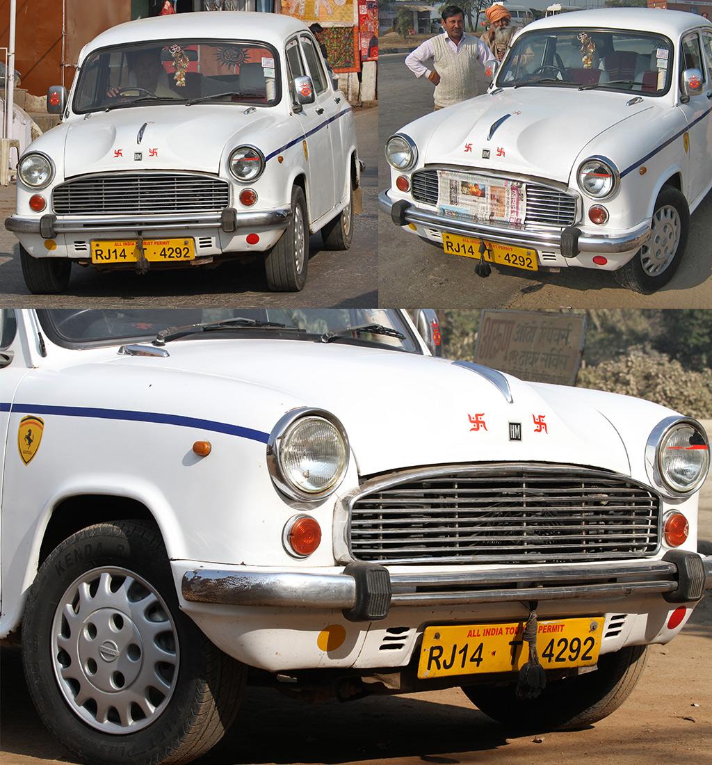 Ambassador naar Madhya Pradesh