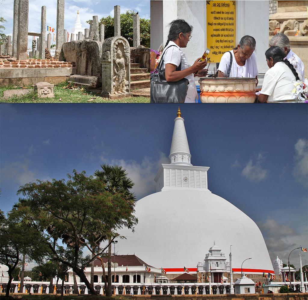 Anuradhapura vanuit Dambulla