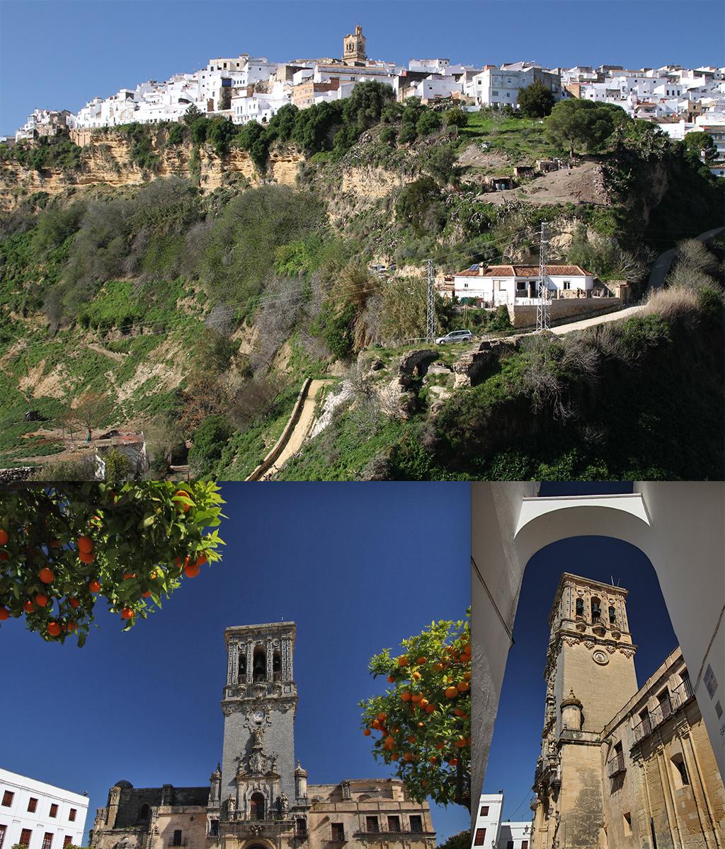 Arcos de la Frontera - charmantste dorpjes van Andalusië