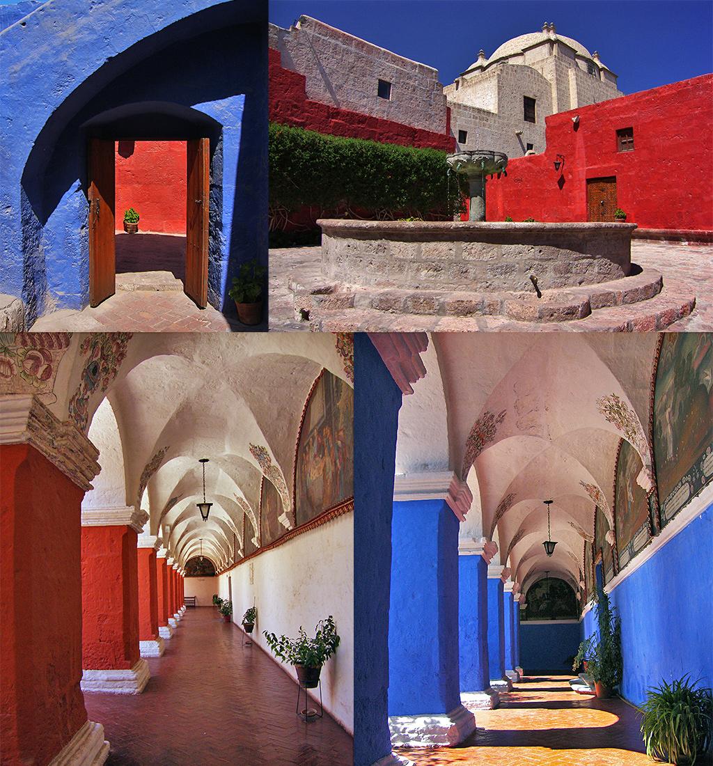 Arequipa Santa Catalina klooster