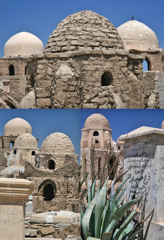 Aswan Fatimid begraafplaats
