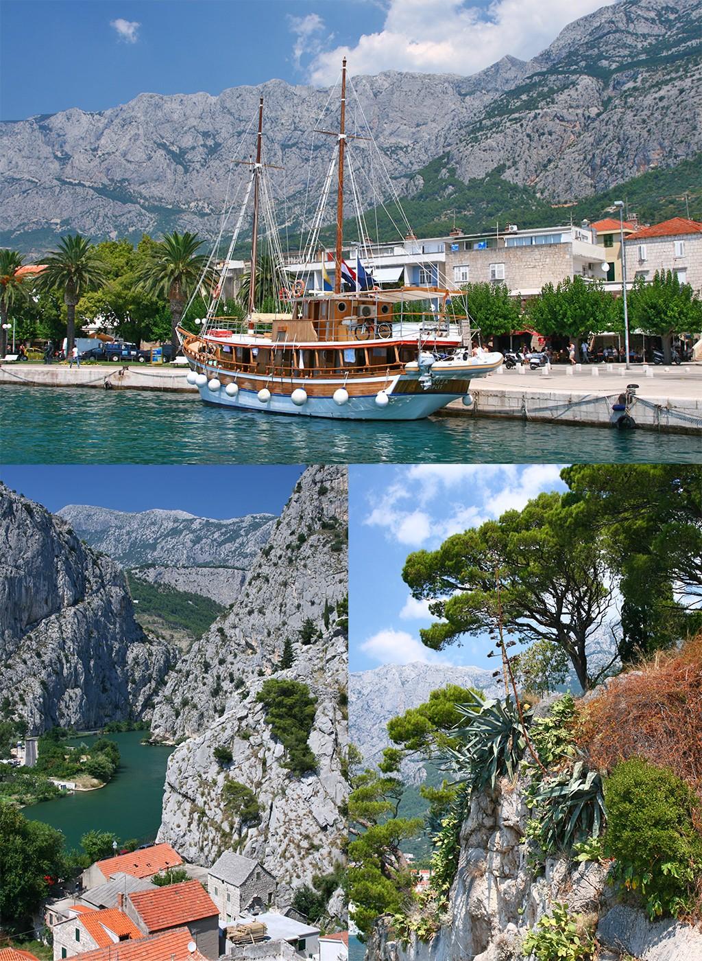 Balkan Kroatië Dalmatië