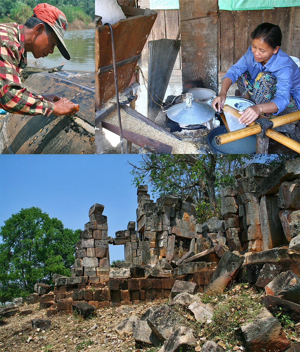 Battambang platteland