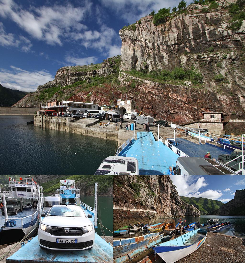 Berisha Ferry Koman