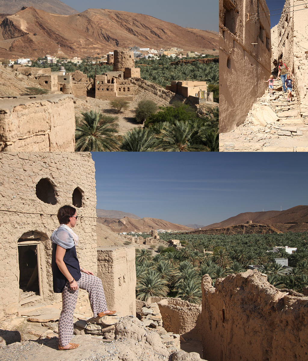 Birkat Al Mouz vlakbij Nizwa
