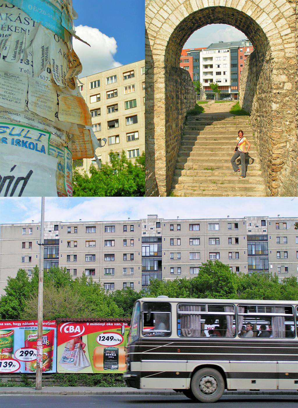 Boedapest buitenwijken