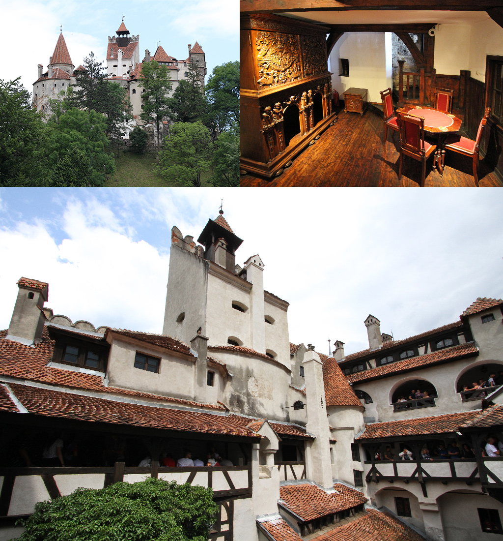 Bran kasteel Transsylvanië