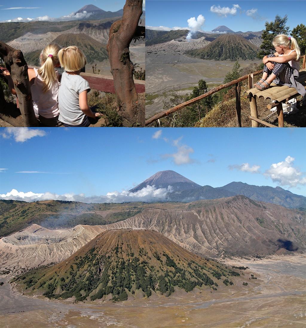 niet toeristische route Java, Bali en Lombok met highlights