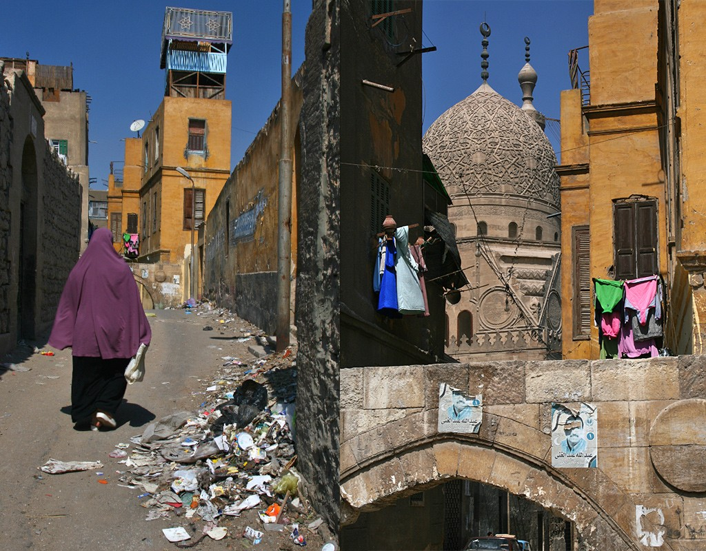 Caïro northern cemetery
