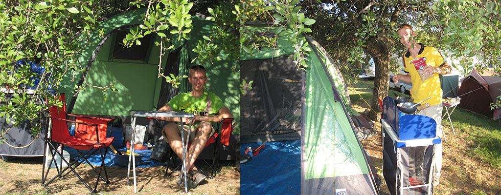 Camping Pomer Pula Istrië