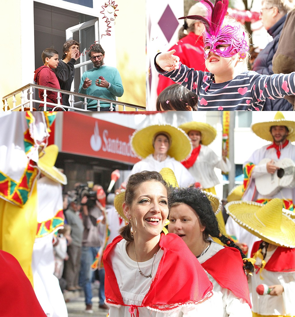 Carnaval Loulé echt van start