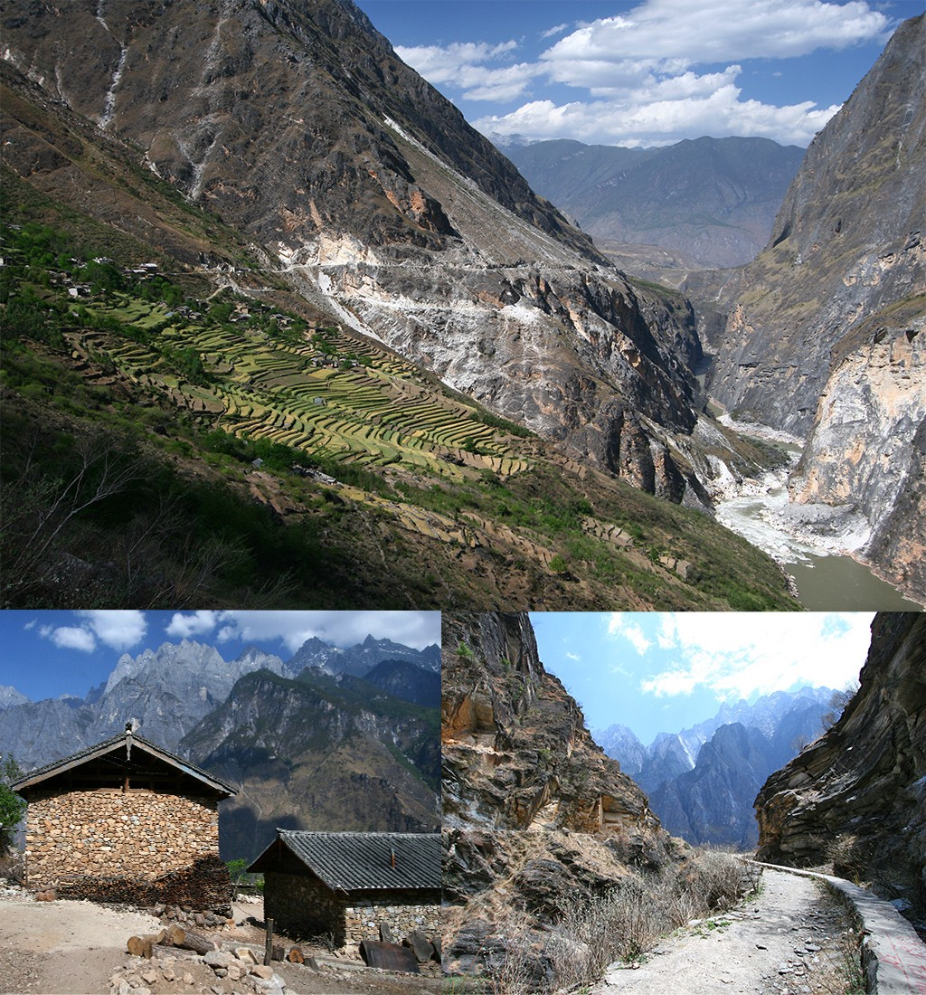 China off the beaten path - Tiger Leaping Gorge