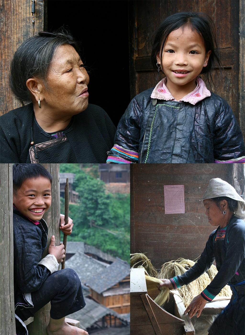 China off the beaten track - Yintang