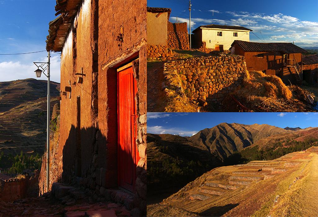 Chinchero bij Cusco
