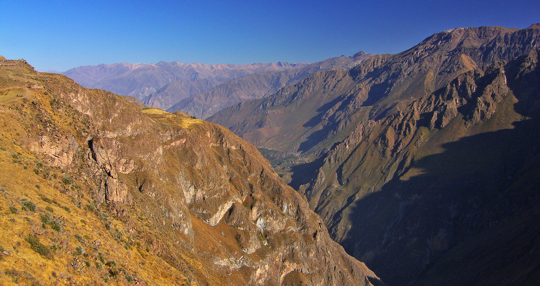 Arequipa en Colca Canyon highlights Peru